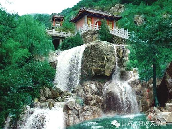 济南水帘峡